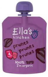 Ella's Kitchen Ovocné pyré - 100 % Švestka