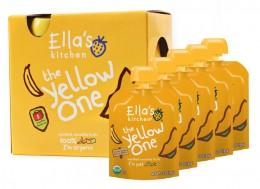 Ella's Kitchen Ovocné pyré - Yellow One (Banán) PACK 5ks