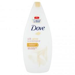 Dove Silk sprchový gel