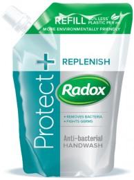 Radox Protect and Replenish tekuté mýdlo - náhradní náplň