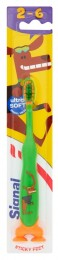Signal Kids zubní kartáček měkký pro děti 1ks