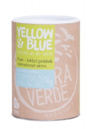 Yellow & Blue Puer – bělící prášek a odstraňovač skvrn na bázi kyslíku