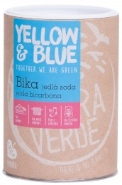Yellow & Blue Bika – jedlá soda