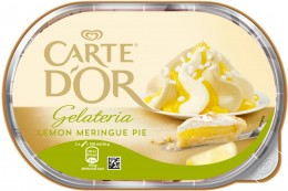 Carte d'Or zmrzlina Gelateria Lemon Pie