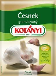 Kotányi Česnek granulovaný