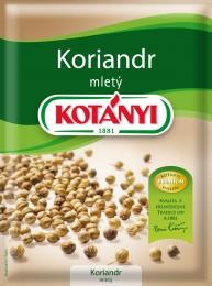 Kotányi Koriandr mletý