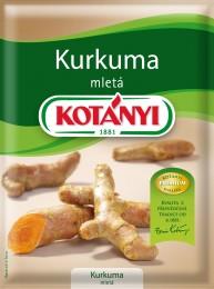 Kotányi Kurkuma mletá