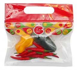 Titbit Chilli mix exotický - pálivost 7; sáček