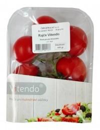 Rajčata kulatá keříková Vitendo, vanička