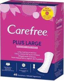 Carefree Plus Large se svěží vůní
