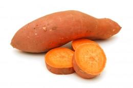 Batát-sladká brambora volná 1ks