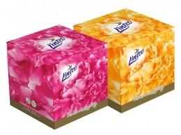 Linteo Premium BOX papírové kapesníky 3vrstvé 60ks