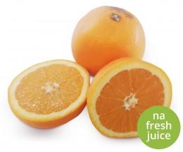 Pomeranč na fresh 1ks