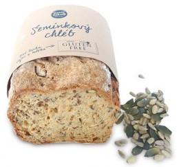 DoDo Bezlepkový semínkový chléb