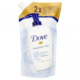 Dove krémové tekuté mýdlo náhradní náplň