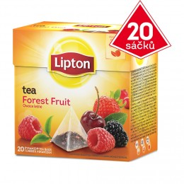 Lipton Forest fruit čaj 20 sáčků