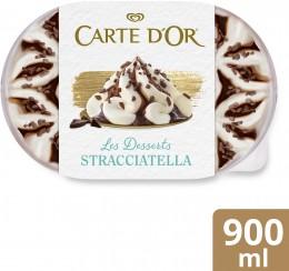 Carte d'Or Stracciatella zmrzlina
