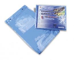 Cleanex Trade zamrazovací sáčky modré, 20x30cm, 50ks
