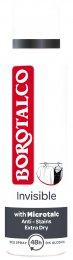 Borotalco Invisible deodorant 48h