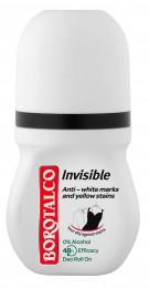 Borotalco Invisible kuličkový deodorant