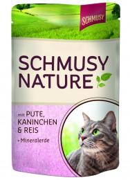 Finnern Schmusy Nature kapsička krůta+králík