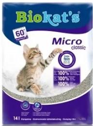 Biokat´s Micro Classic podestýlka