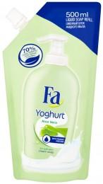 Fa Yoghurt Aloe Vera krémové mýdlo náhradní náplň