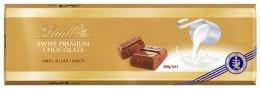 Lindt Swiss Premium mléčná čokoláda