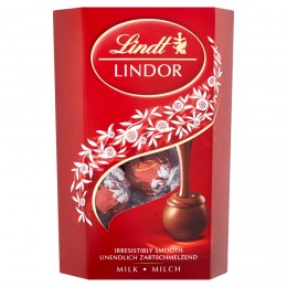 Lindt Lindor pralinky z mléčné čokolády
