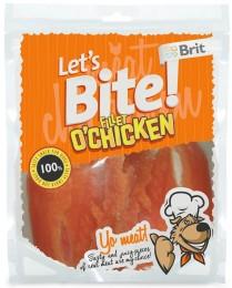 Brit Lets Bite Fillet o'Chicken