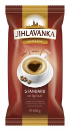 Jihlavanka Standard Original mletá káva