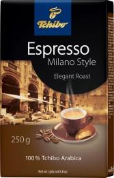 Tchibo Espresso Milano pražená mletá káva