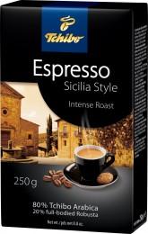 Tchibo Espresso Sicilia pražená mletá káva