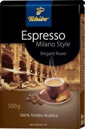 Tchibo Espresso Milano pražená zrnková káva