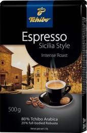 Tchibo Espresso Sicilia pražená zrnková káva