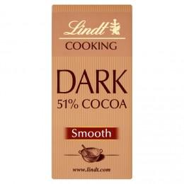 Lindt Cooking tablet 51% - Čokoláda na vaření