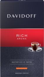 Davidoff Café Rich Aroma pražená mletá káva