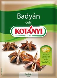 Kotányi Badyán celý