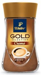 Tchibo Gold Selection Créma instantní káva