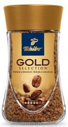 Tchibo Gold Selection instantní káva