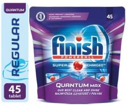 Finish Powerball Quantum Max 45ks tablety do myčky nádobí