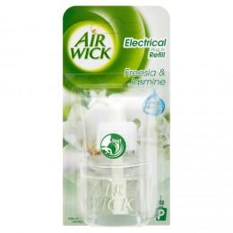 Airwick Electric náplň Bílé květy frézie 19ml