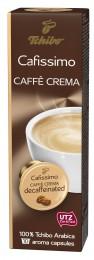 Tchibo Cafissimo Caffé Crema Decaffeinated 10 kapslí
