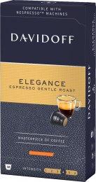 Davidoff Café Elegance Espresso Gentle Roast 10ks