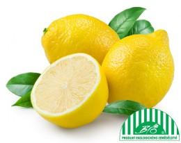 Citron BIO, balení