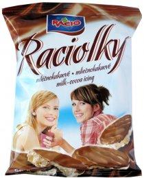 RACIO RACIOLKY mléčnokakaové