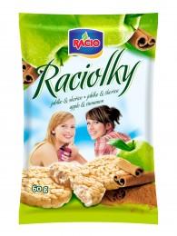 RACIO RACIOLKY jablko & skořice