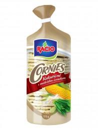 RACIO Cornies kukuřičné s medvědím česnekem