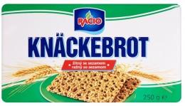 RACIO Knäckebrot žitný se sezamem