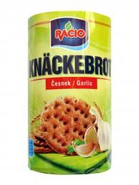 RACIO Knäckebrot česnek kulatý